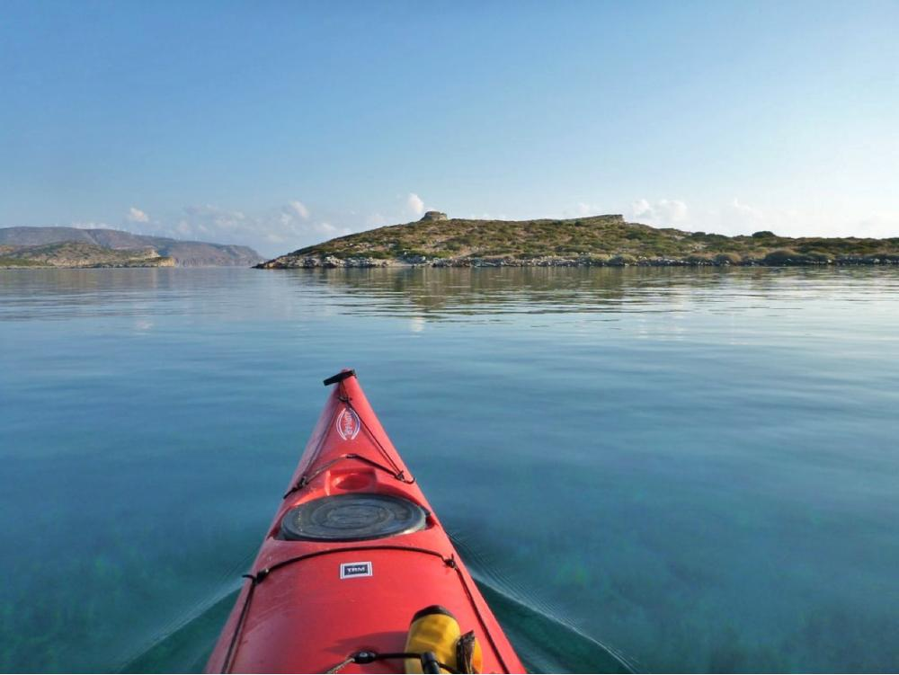 Sea Kayak Kolokitha Circumnavigation - SuperbGreece